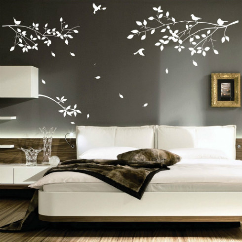 Bedroom Paint Colors Example