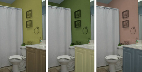 Best Bathroom Paint Colors Choices
