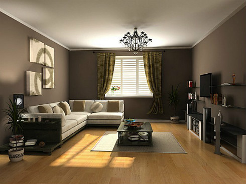 Best Interior Paint Colors - Warm Neutrals