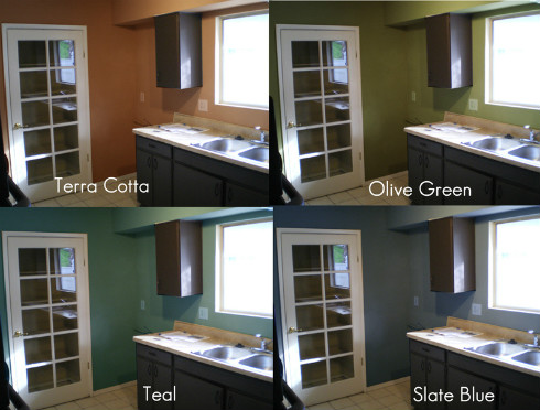 Figuring Out The Best Kitchen Paint Colors