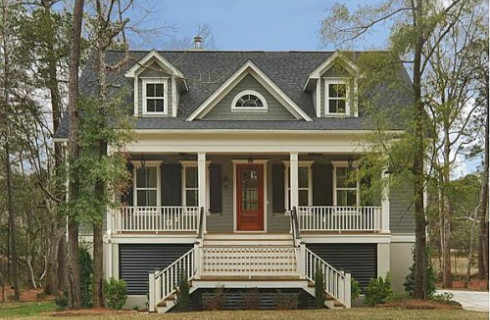 Exterior Paint Colors Example