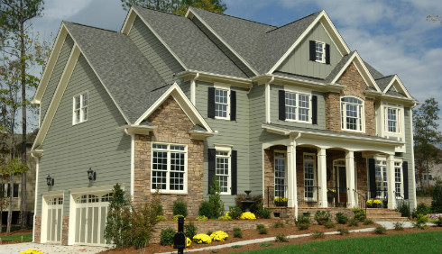 house paint colors exterior example - Best Exterior Paint Combinations