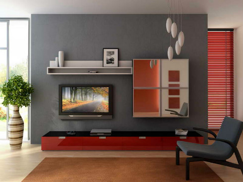Living Room House Paint Colors Example