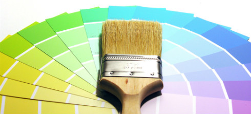 House Paint Colors Swatches