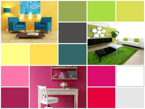 Choosing color combinations exterior paint color for Combinacion de colores para interiores