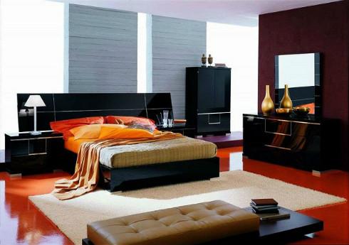 Interior Paint Color Schemes - Triadic Example