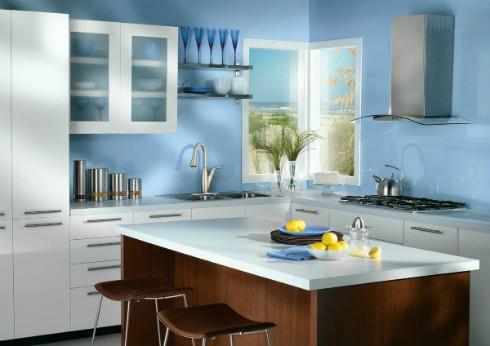 Kitchen Paint Colors Example