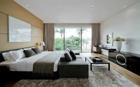 Master Bedroom Paint Colors Example
