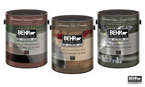 Behr Paint Colors - Lines of Paint