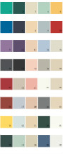 Behr House Paint Colors - Palette 02