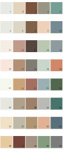 Behr House Paint Colors - Palette 03