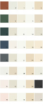 Behr House Paint Colors - Palette 04