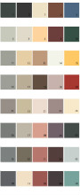 Behr House Paint Colors - Palette 07