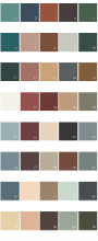 Behr House Paint Colors - Palette 08
