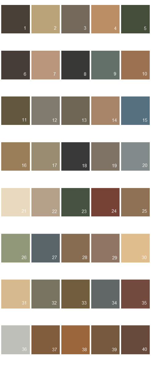 Behr House Paint Colors