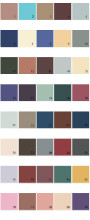Behr House Paint Colors - Palette 13