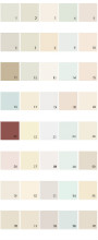 Behr House Paint Colors - Palette 16