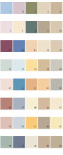 Behr House Paint Colors - Palette 19