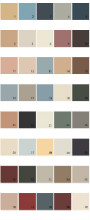 Behr House Paint Colors - Palette 20