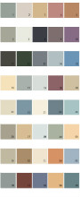 Behr House Paint Colors - Palette 21