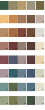 Behr House Paint Colors - Palette 23