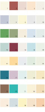 Behr House Paint Colors - Palette 27