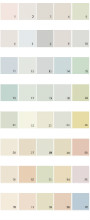 Behr House Paint Colors - Palette 28