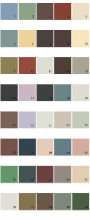 Behr House Paint Colors - Palette 30