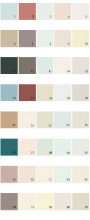 Behr House Paint Colors - Palette 31