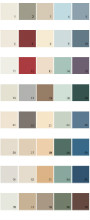 Behr House Paint Colors - Palette 33