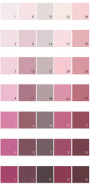 Behr Colorsmart Paint Colors - Palette 01