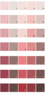 Behr Colorsmart Paint Colors - Palette 03