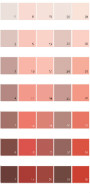 Behr Colorsmart Paint Colors - Palette 05