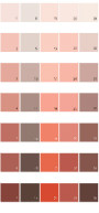 Behr Colorsmart Paint Colors - Palette 06