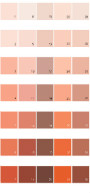 Behr Colorsmart Paint Colors - Palette 07