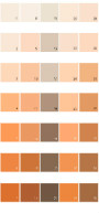 Behr Colorsmart Paint Colors - Palette 10