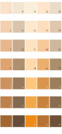 Behr Colorsmart Paint Colors - Palette 12