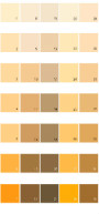 Behr Colorsmart Paint Colors - Palette 13