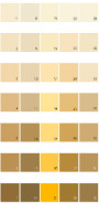 Behr Colorsmart Paint Colors - Palette 15