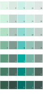 Behr Colorsmart Paint Colors - Palette 24