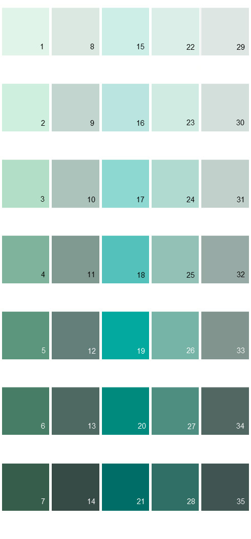 Favorite Teal Paint Colors Benjamin Moore Blue House With Se19