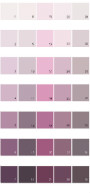 Behr Colorsmart Paint Colors - Palette 36