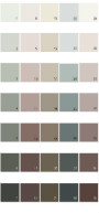 Behr Colorsmart Paint Colors - Palette 38