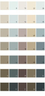 Behr Colorsmart Paint Colors - Palette 39