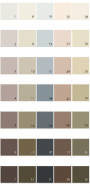 Behr Colorsmart Paint Colors - Palette 40