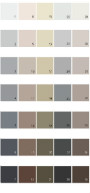 Behr Colorsmart Paint Colors - Palette 41