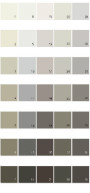 Behr Colorsmart Paint Colors - Palette 42