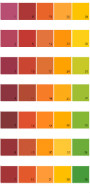 Behr Colorsmart Paint Colors - Palette 43