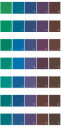 Behr Colorsmart Paint Colors - Palette 44