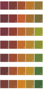 Behr Colorsmart Paint Colors - Palette 45